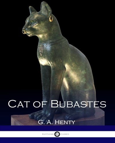 9781537504728: Cat of Bubastes