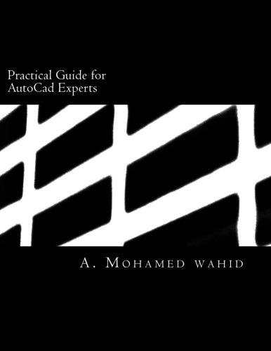 9781537505268: Practical Guide for AutoCad Experts: For Engineers and Architects