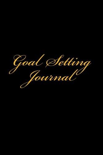 9781537506968: Goal Setting Journal