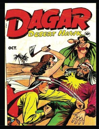 9781537540863: Dagar Desert Hawk #20: Golden Age Desert Adventurer 1948