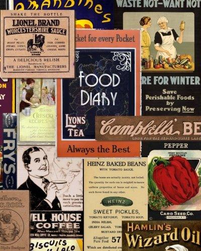 Food Diary: Food Journal / Log /: smART bookx
