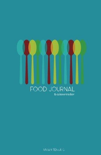9781537556208: Food Journal & Calorie Tracker