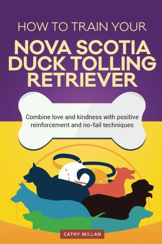 9781537565354: How To Train Your Nova Scotia Duck Tolling Retriever (Dog Training Collection): Combine love and kindness with positive reinforcement and no-fail techniques