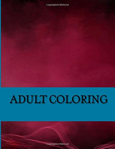 9781537566986: Adult Coloring: Notebook AND Color-Your-Own Greeting Cards Set