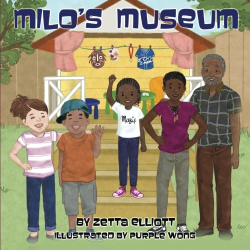 Milo's Museum: Elliott, Zetta