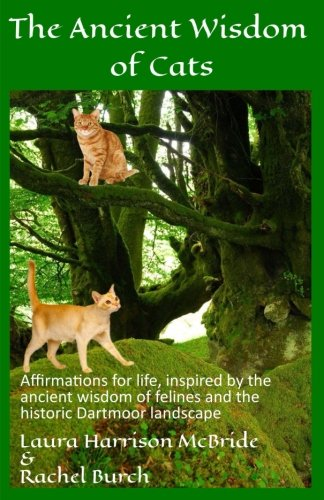 9781537586298: The Ancient Wisdom of Cats: Affirmations for life, inspired by the ancient wisdom of felines and the historic Dartmoor landscape.