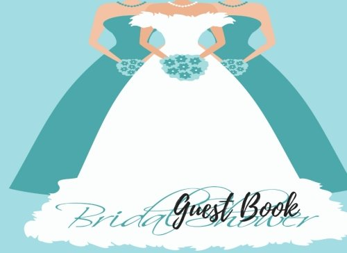 9781537599809 guest book guest book bridal shower for over 200 guests free