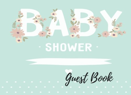 Guest Book: Baby Guest Book Shower, Free: Journals For All