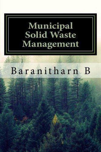 9781537605692: Municipal Solid Waste Management