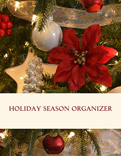 Holiday season organizer: Templates for planning the: Beeker, Studio