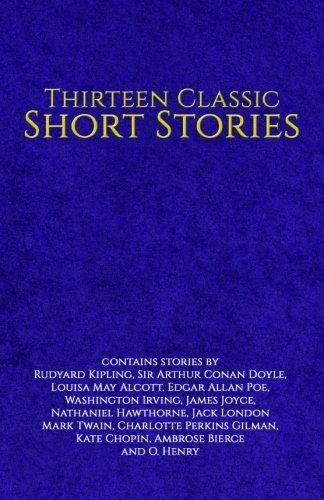 9781537637075: Thirteen Classic Short Stories