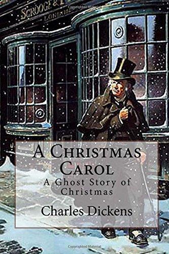 9781537644486: A Christmas Carol: A Ghost Story of Christmas