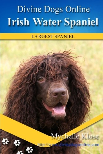 9781537649566: Irish Water Spaniel (Divine Dogs Online) (Volume 33)