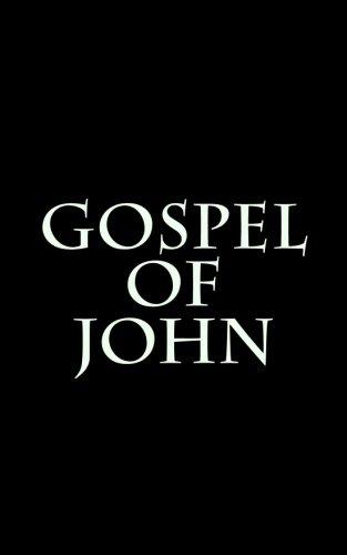 9781537650562: Gospel of John