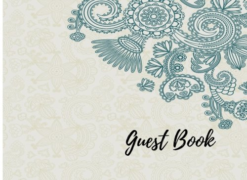 9781537672250: Guest Book: Vintage For Events, Wedding, Birthday, Anniversary. Party Guest Book. Free Layout. Use As You Wish For Names & Addresses, Sign In, Advice, Wishes, Comments, Predictions (Guests)