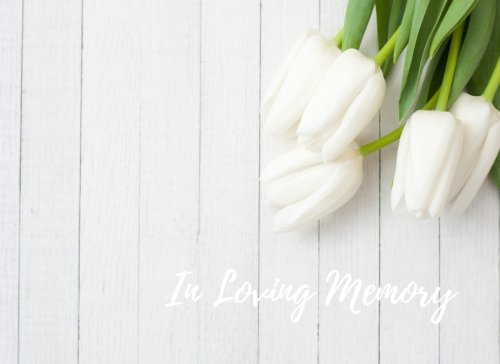 9781537674643: In Loving Memory: Celebration Of Life, Condolence Book. Wake, Memorial Service, Church, Funeral Home Guest Book. (Guests)