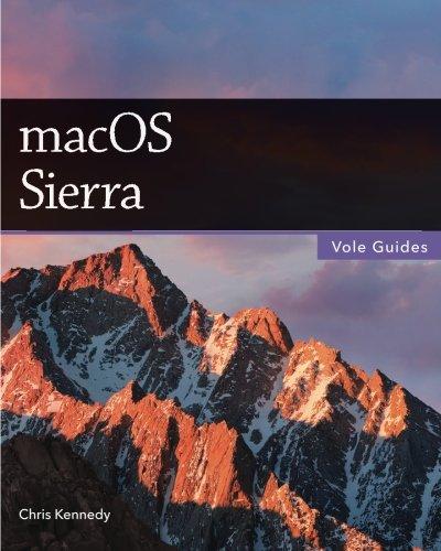 9781537680996: macOS Sierra