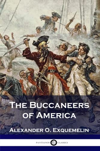 9781537698625: The Buccaneers of America