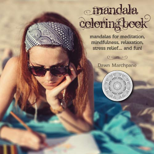 9781537701288: Mandala Coloring Book: mandalas for meditation, mindfulness, relaxation, stress relief? and fun!
