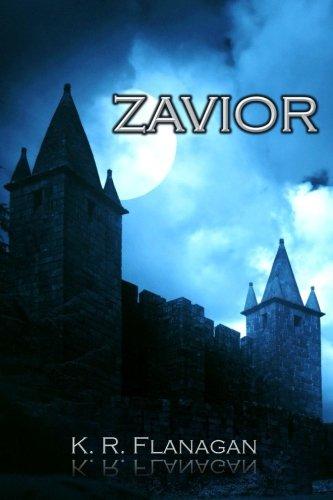 Zavior: Fae Prince of Fir Manach, Book: Flanagan, K. R.