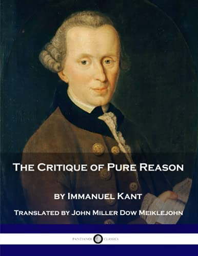 9781537716275: The Critique of Pure Reason