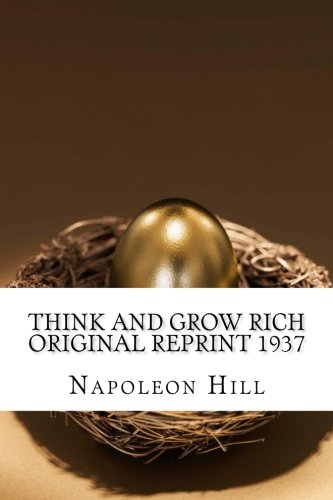 9781537722030: Think and Grow Rich Original Reprint 1937