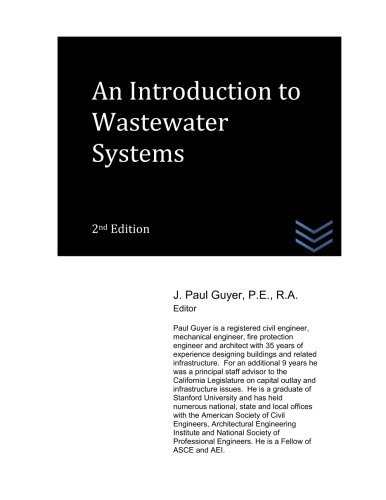 9781537739687: An Introduction to Wastewater Systems