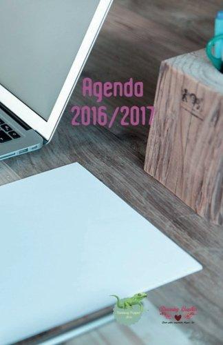 9781537751870: Agenda 2016 2017: interior a color