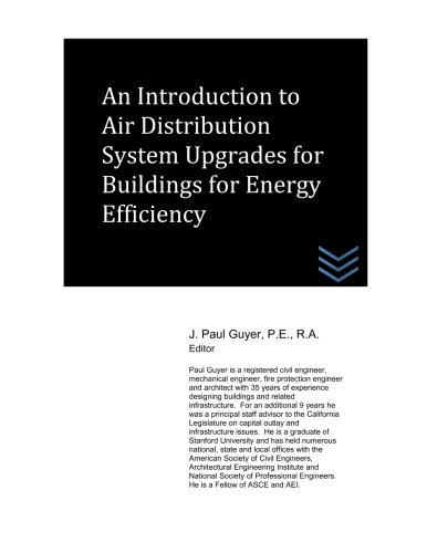 9781537754413: An Introduction to Air Distribution System Upgrades for Buildings for Energy Efficiency