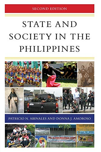 State and Society in the Philippines (Paperback): Patricio N. Abinales,