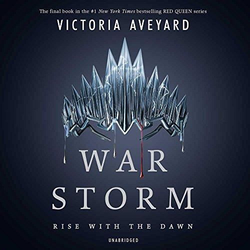 War Storm (Red Queen Series, Book 4): Victoria Aveyard