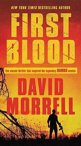 9781538711361: First Blood