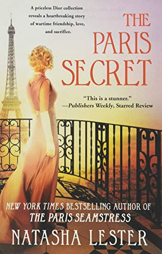 Book Cover: The Paris Secret