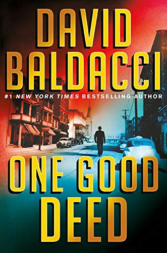 Book Cover: One Good Deed