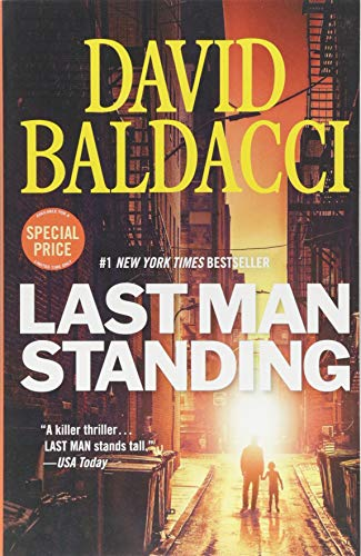 9781538760048: Last Man Standing