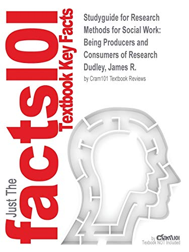 Studyguide for Research Methods for Social Work: