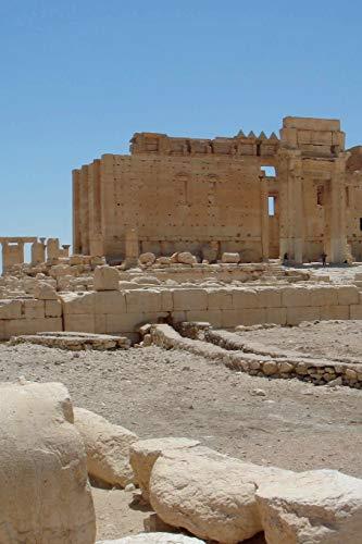 Palmyra Desert Ruins Arab Fort in Syria: Image, Cool