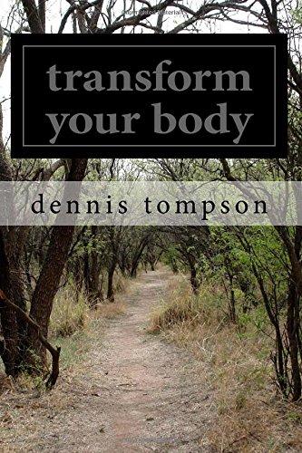 9781539021179: transform your body
