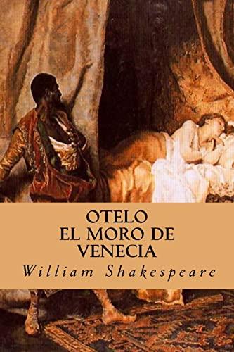 9781539048626: Otelo El Moro de Venecia