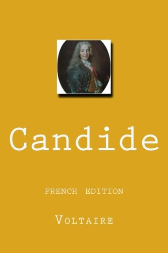 9781539076063: Candide: french edition