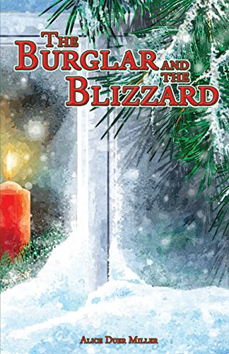 9781539106012: The Burglar and the Blizzard: A Christmas Story