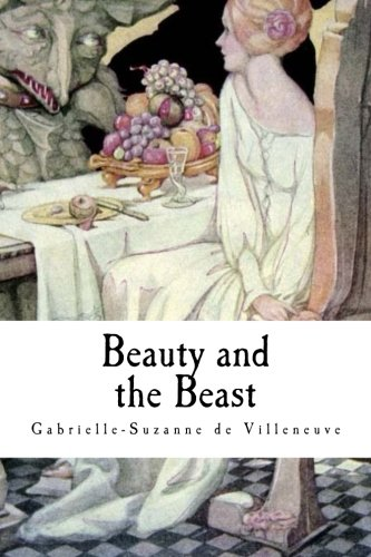 Beauty and the Beast (Paperback): Gabrielle-suzanne Barbot De
