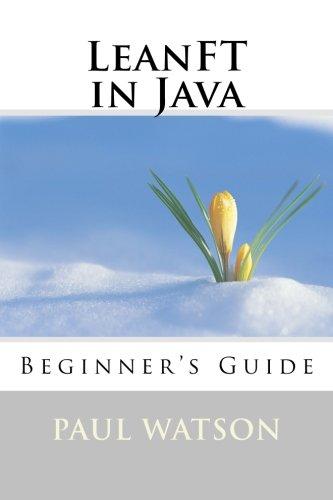 Leanft in Java: Beginner's Guide (Paperback): MR Paul Watson