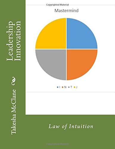 9781539168355: Leadership Innovation: Law of Intuition