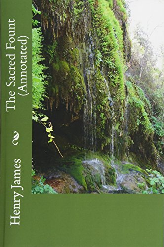 9781539174387: The Sacred Fount (Annotated)