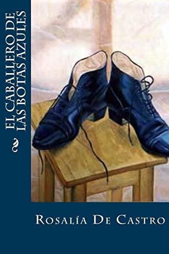 9781539192800: El caballero de las botas azules