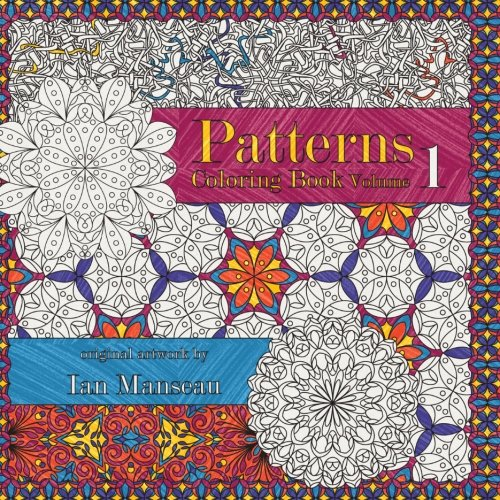 9781539300656: Patterns: Coloring Book