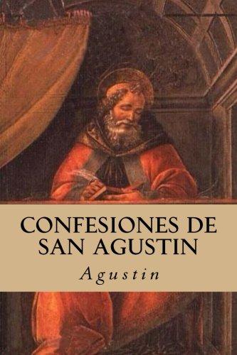 9781539367116: Confesiones de San Agustin