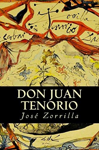9781539387268: Don Juan Tenorio