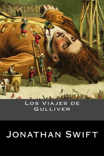 9781539396390: Los Viajes de Gulliver